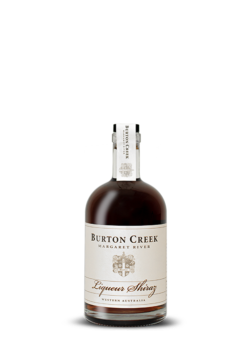 Burton creek liqueur shiraz